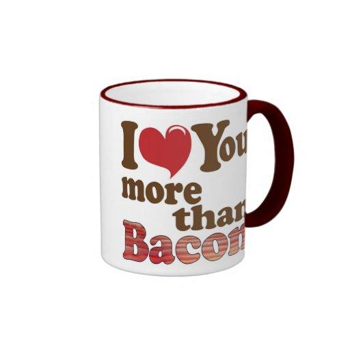 Bacon Lover Coffee Mugs