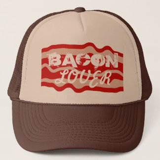 Bacon lover trucker hat