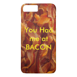 BACON makes your phone better iPhone 7 Plus Case