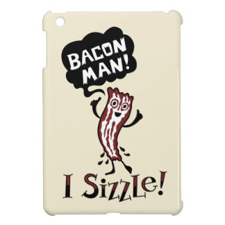 Bacon Man iPad mini case 2
