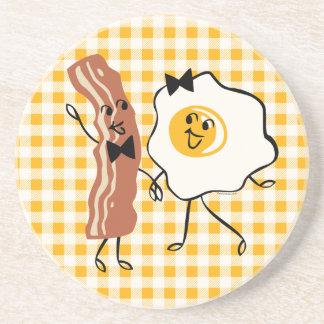 Bacon 'N Egg Lover Coaster