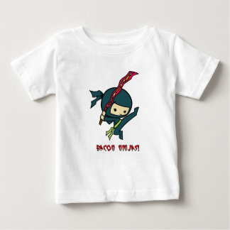 Bacon Ninjas Baby T-Shirt