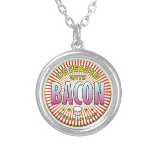 Bacon Obsessed R Custom Necklace