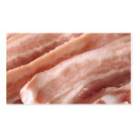 Bacon Pack Of Standard Business Cards