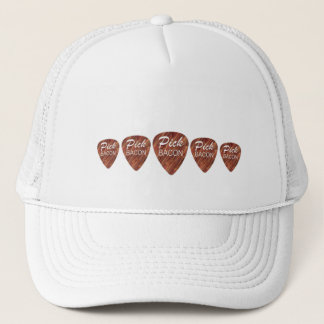 Bacon Pick Trucker Hat