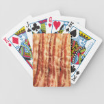 BACON playing cards Bicycle many styles/sizes!