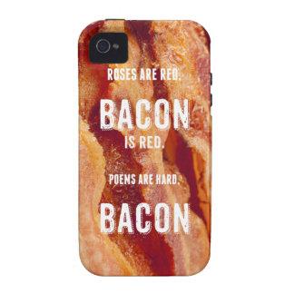 Bacon Poem iPhone 4/4S Case