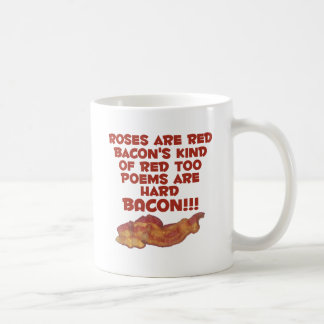Bacon Poem Coffee Mug