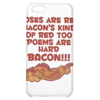Bacon Poem iPhone 5C Case