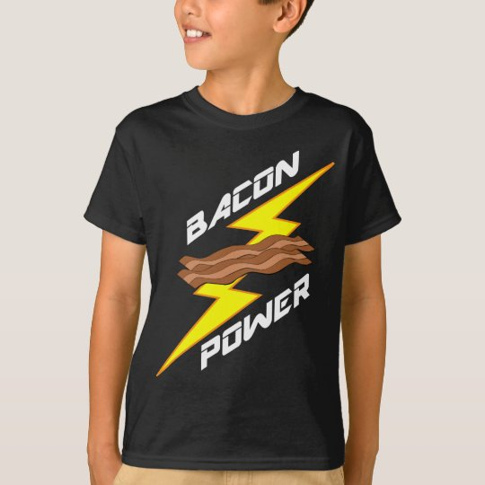 Bacon Power T-Shirt