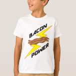 Bacon Power T-shirts