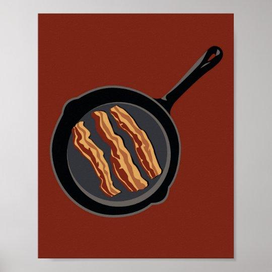 Bacon Print