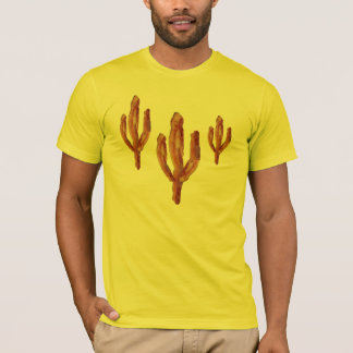 BACON SAGUARO CACTUS T-Shirt
