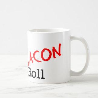 Bacon Sex Rock n Roll Coffee Mug