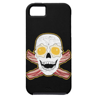 Bacon Skull iPhone 5 Covers