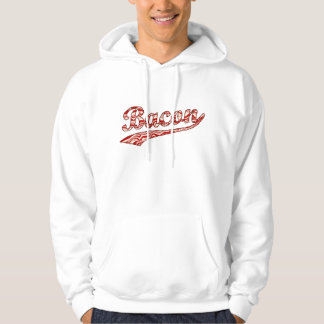 Bacon Sports Design Hoodie