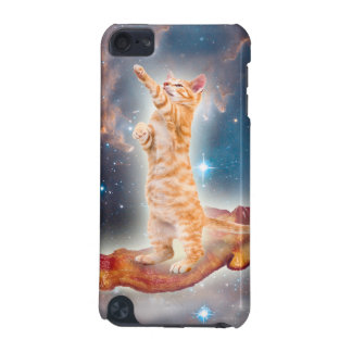 Bacon Surfing Cat in the Universe iPod Touch (5th Generation) Cover