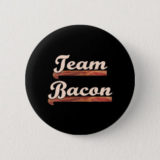 Bacon Team 6 Cm Round Badge