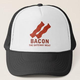 Bacon, The Gateway Meat Trucker Hat
