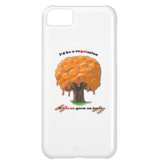 bacon tree iPhone 5C cases