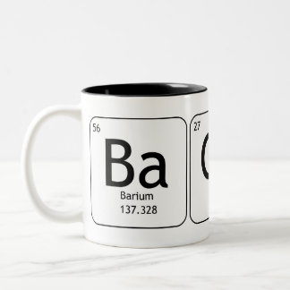 BaCoN Two Tone Mug