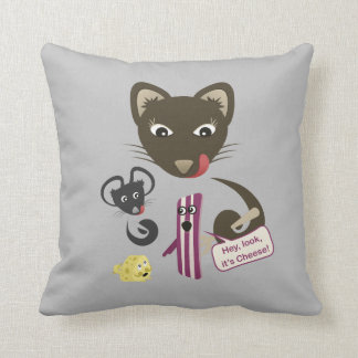 Bacon Unites Friends and Foes Pillows