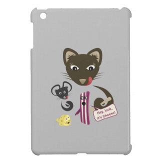 Bacon Unites Friends and Foes iPad Mini Covers