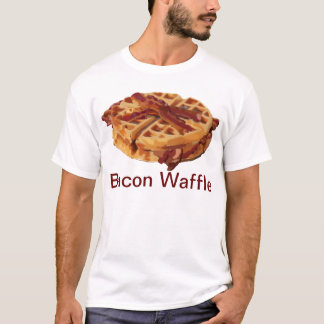 Bacon Waffle T-Shirt