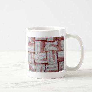 Bacon Weave Coffee Mugs