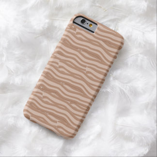 Bacon Weave Pattern Barely There iPhone 6 Case