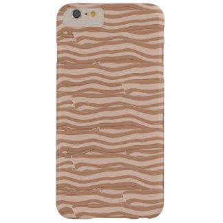 Bacon Weave Pattern Barely There iPhone 6 Plus Case