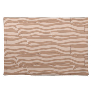 Bacon Weave Pattern Place Mat