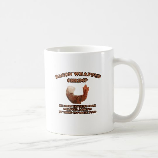 Bacon Wrapped Shrimp Coffee Mug
