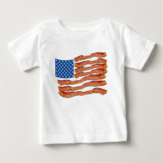 Baconflag Baby T-Shirt