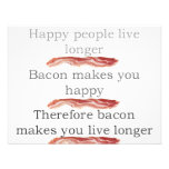 baconlogicwithbacon personalized invite