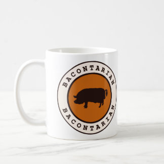 Bacontarian Coffee Mug