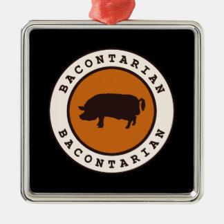 Bacontarian Christmas Ornaments