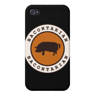 Bacontarian iPhone 4 Cases