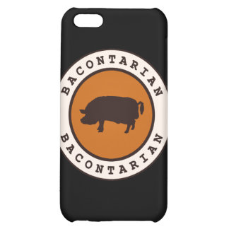 Bacontarian iPhone 5C Cases