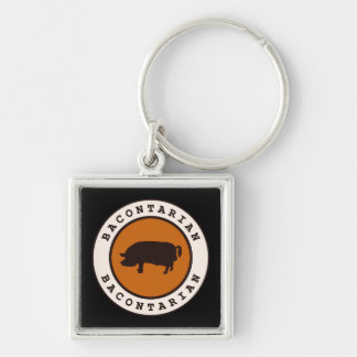 Bacontarian Keychains