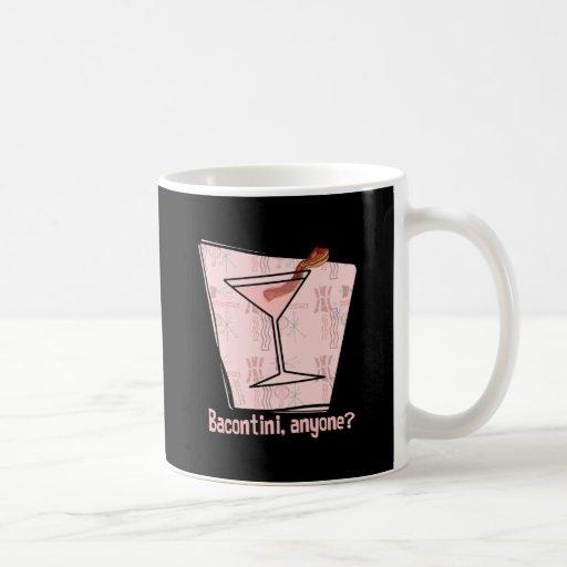 Bacontini Anyone Mugs