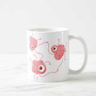 Bacteria Family Coffee Mugs