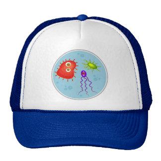 Bacteria Hats