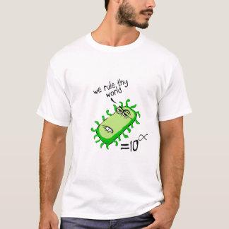 Bacteria Rule Thy World T-Shirt