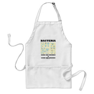 Bacteria Some Are Enemies & Some Are Friends Standard Apron