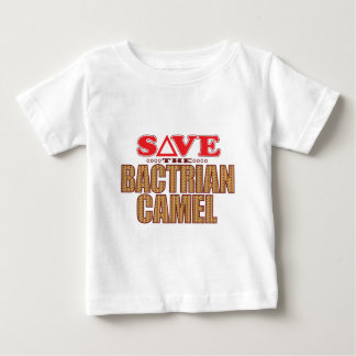 Bactrian Camel Save Baby T-Shirt