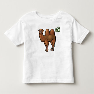 Bactrian Camel Toddler T-Shirt