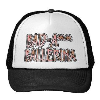 Bad A** Ballerina Mesh Hat