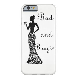 Bad and Bougie phone case