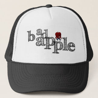 Bad Apple Trucker Hat